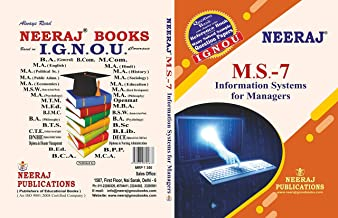 MS-7, Information Systems for Managers