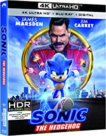 SONIC THE HEDGEHOG debuts early on Digital March 31 and on 4K, Blu-ray and DVD May 19 from Paramount