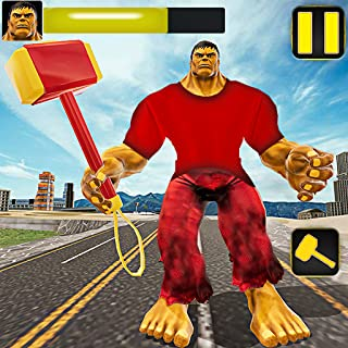 Hammer Superhero Wars Incredible Bulk Monster Hero