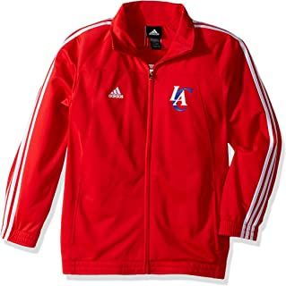 Los Angeles Clippers NBA Basketball Youth Track Jacket, Red