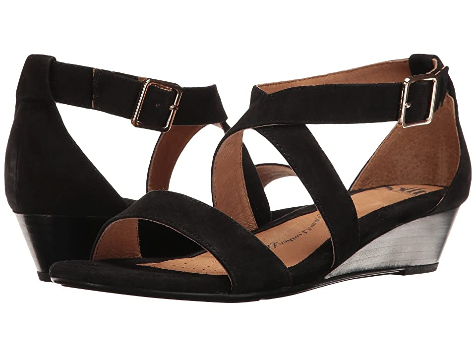 Sofft Innis (Black King Suede) Women