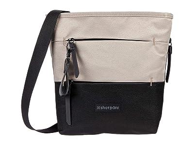 Sherpani Sadie (Champagne) Cross Body Handbags