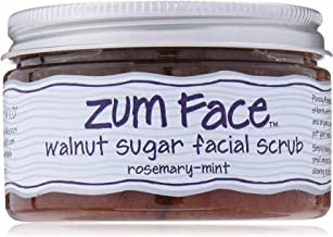 product image for Indigo Wild Zum Face Walnut Sugar Facial Scrub, Rosemary-Mint, 5 Ounce