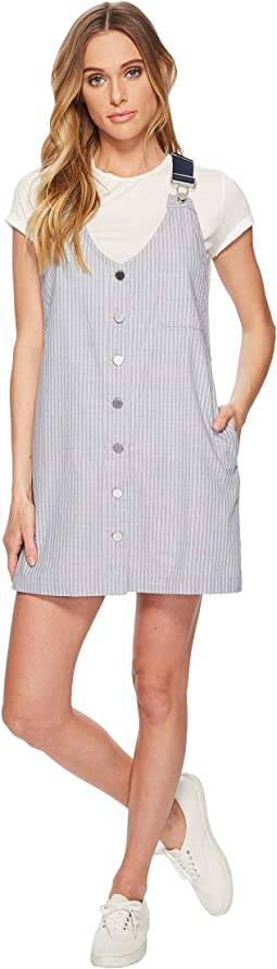 Volcom Cham Stripe Dress