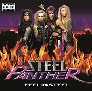 feel the steel steel panther