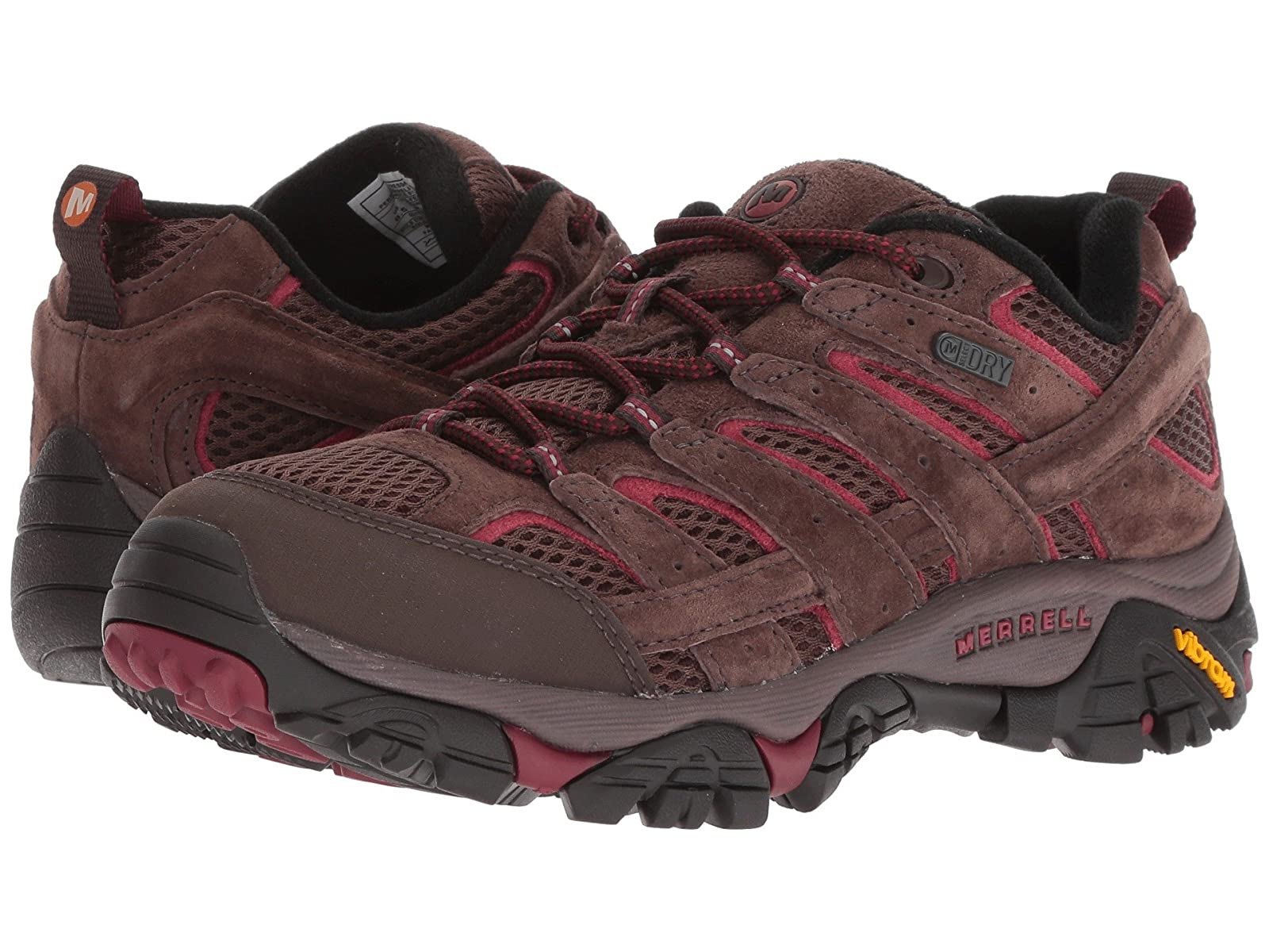 Merrell Moab 2 WaterproofAtmospheric grades have affordable shoes