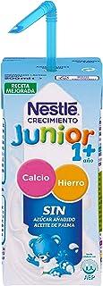 Nestlé Junior 1+ Original - Leche para niños a partir de 1