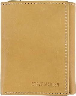 steve madden Summer 18 Rfid Leather Trifold Wallet, 60 cm
