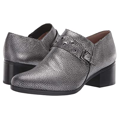 Naturalizer Delta (Silver Distressed Leather) Women