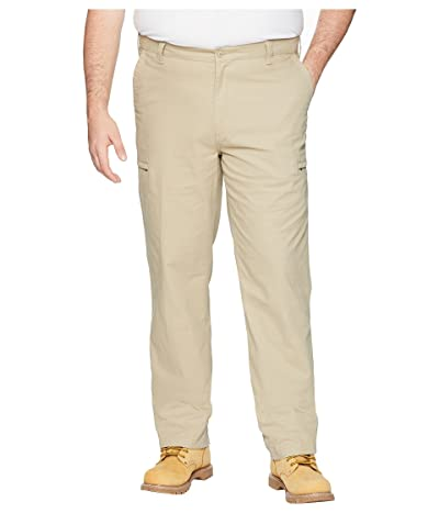 Dockers Big Tall Utility D3 Cargo Pants (Dockers Khaki) Men