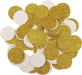 Beige MagiDeal 10g Confettis Papier de Soie D/écoration de Table pour Mariage Anniversaire F/ête de Naisance Dia.2.5cm
