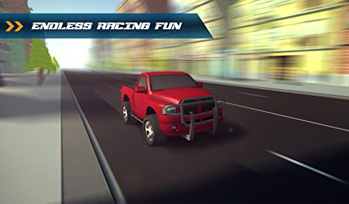 『Traffic Toon Racer : Hi Speed Real Escape Racing Rivals in City Road Pro』の2枚目の画像