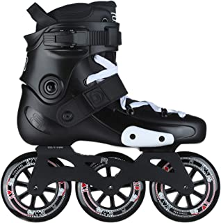 FR Skates FRX 310 2019-3 Wheels Skate x 110mm Wheels - Inline Skates for Fast Urban Skating, Freeride, City Skating, Fast Recreational. Popular French Brand