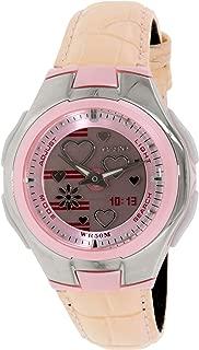 Poptone Quartz Movement Grey Dial Ladies Watch LCF10L-4AV