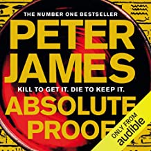 peter james book absolute proof