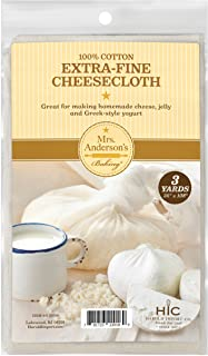 Mrs. Anderson's Baking Extra-Fine Cheesecloth, 1 Pack