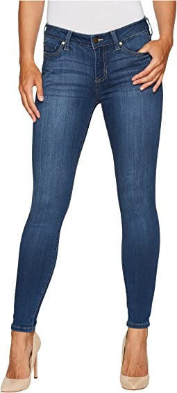 Penny Ankle Skinny in Premium Super Stretch Denim in Albury