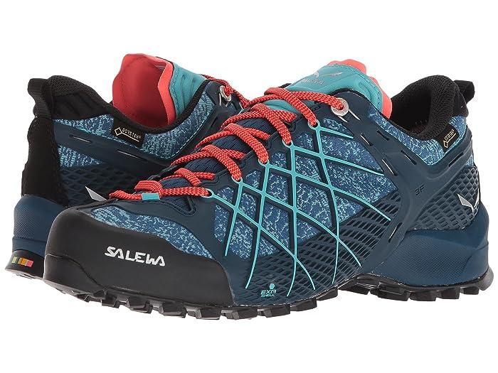 Salomon Gin 4 GTX Goretex Mens Outdoor Shoes Running Shoes Waterproof New | eBay