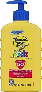 Banana Boat Kids Sunscreen Lotion SPF50+, 400g