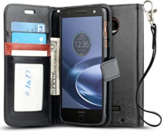wallet case for moto z2 force