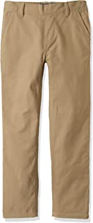 Cherokee School Uniforms Boy's Relaxed Fit Twill Pull-on Pant Casual