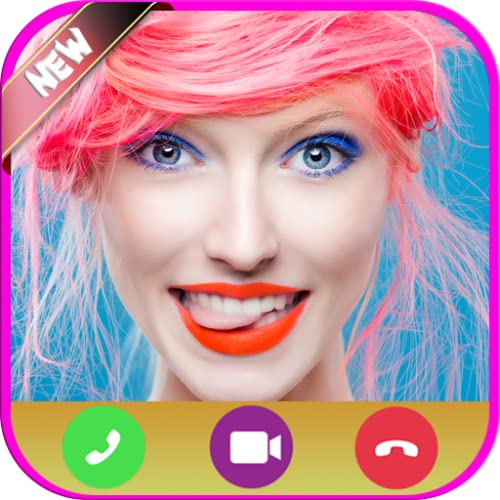 Fake video call From Girlfriend - Fake Video Calls & Chat Simulator - Prank 2020
