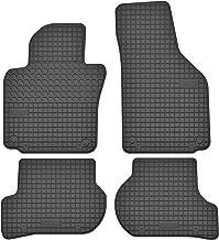 4-teilige Fußmatte 3D TPE für SEAT Toledo IV Bj ab 2013