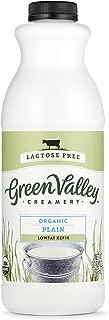 Green Valley Creamery Plain Lowfat Kefir, 32 oz