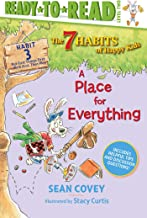 A Place for Everything: Habit 3