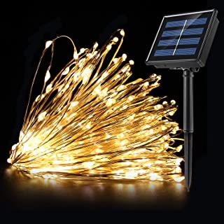 Best solar powered led fairy lights 55 ft Reviews