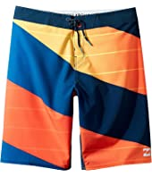 Billabong Kids - Prodigy X Boardshorts (Big Kids)