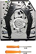 Rinbers Blu-Ray DVD-Rom Disc Drive with TSW-001 PCB Board Assembly Replacement for Sony PlayStation 4 PS4 CUH-1200 CUH-1215A CUH-1215B CUH-12XX Series