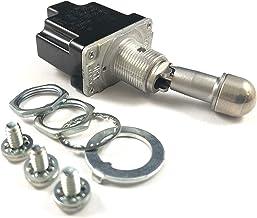 Honeywell 1TL1-2D SPST Locking Toggle Switch (MS24658-22D)