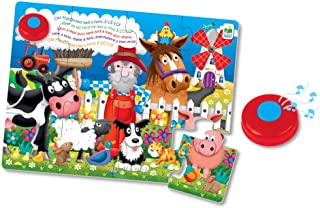 My First Sing Along Puzzle.old Macdonalds Farm - 635025