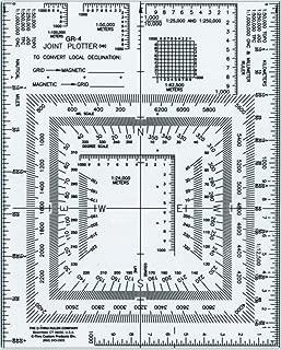 Westcott UTM Joint Plotter/Map Reader, 5