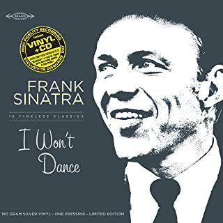 I Won't Dance Record Store Day Exclusive