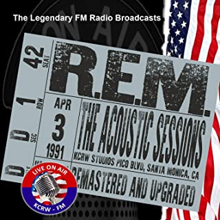 Legendary FM Broadcasts - Kcrw-FM Studio Acoustic Sessions 3rd April 1991