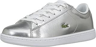 Lacoste Unisex-Child 736SPJ0002-PINK/WHITE Carnaby Evo