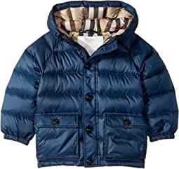 Burberry Kids Mini Lachlan Puffer (Infant/Toddler)