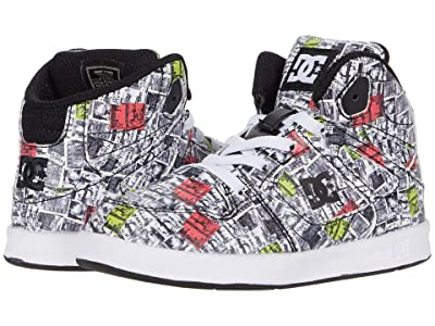 DC Kids Pure High-Top SE UL SN (Toddler) (Rambo) Boys Shoes