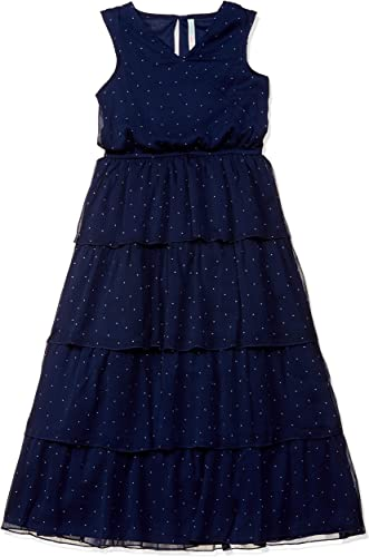 Georgette A Line Dress