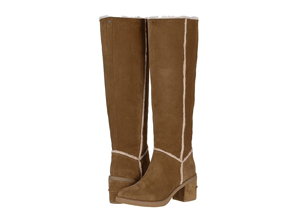 UGG Kasen Tall II (Chestnut) Women