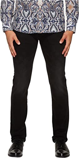 Etro - Regular Fit Jeans in Black