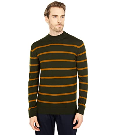 Scotch & Soda Merino Wool High Crew Neck Pull (Combo A) Men