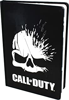Call of Duty Officially Licensed Merchandise -Notebook - 100 Lined Pages