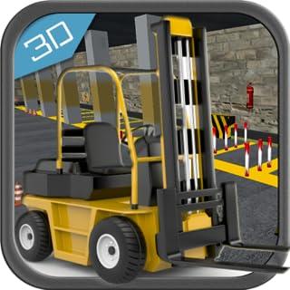 Cargo Forklift Simulator