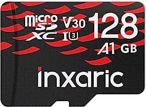 کارت حافظه 128 گیگابایتی Micro SD ، کارت حافظه U3 V30 برای نینتندو سوییچ و کارت Lite Class 10 MicroSD با سرعت بالا تا 95 مگابایت در ثانیه
