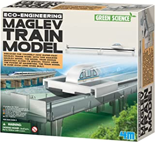 4M Maglev Train Model Kit