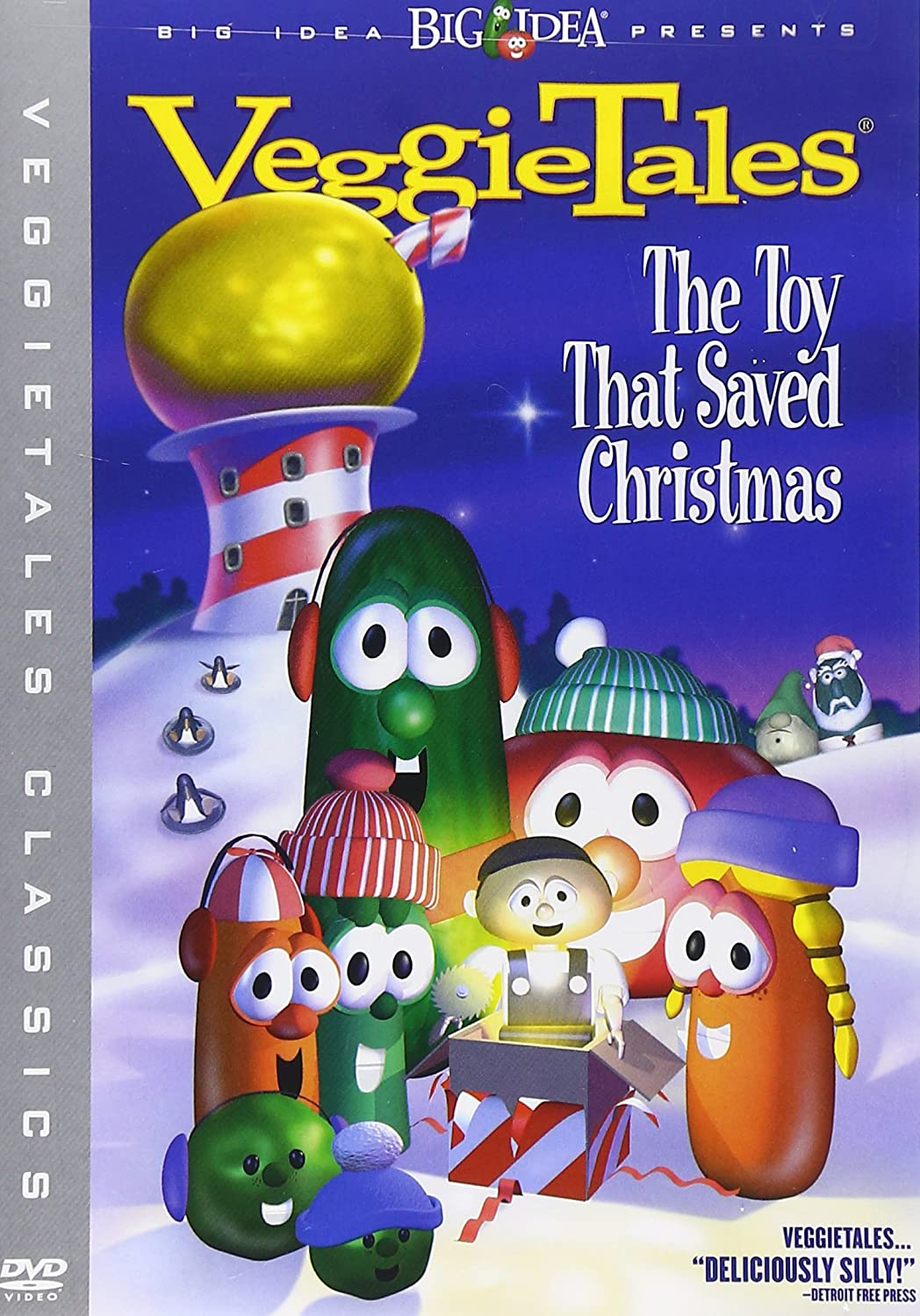 VeggieTales - Finally popular brand The Toy Cheap mail order specialty store Saved That Christmas