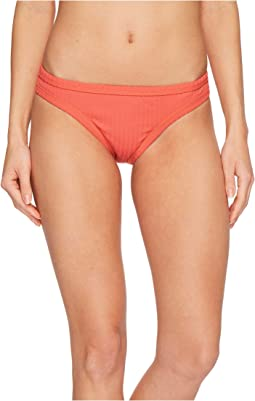 Seafolly - Inka Rib Hipster Bottoms